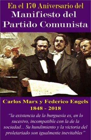 En el 170 Aniversario del Manifiesto Comunista